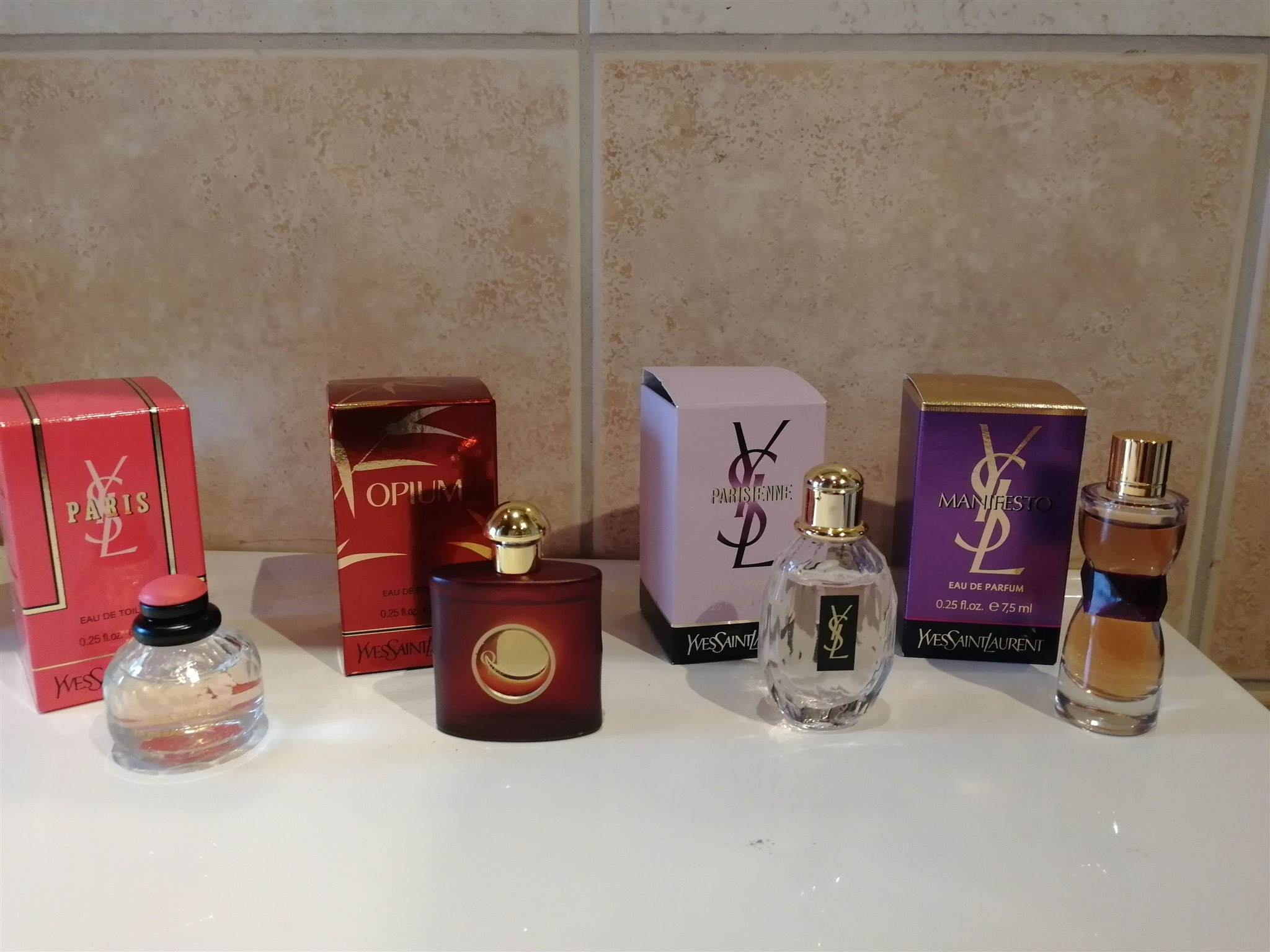 parfym mini set