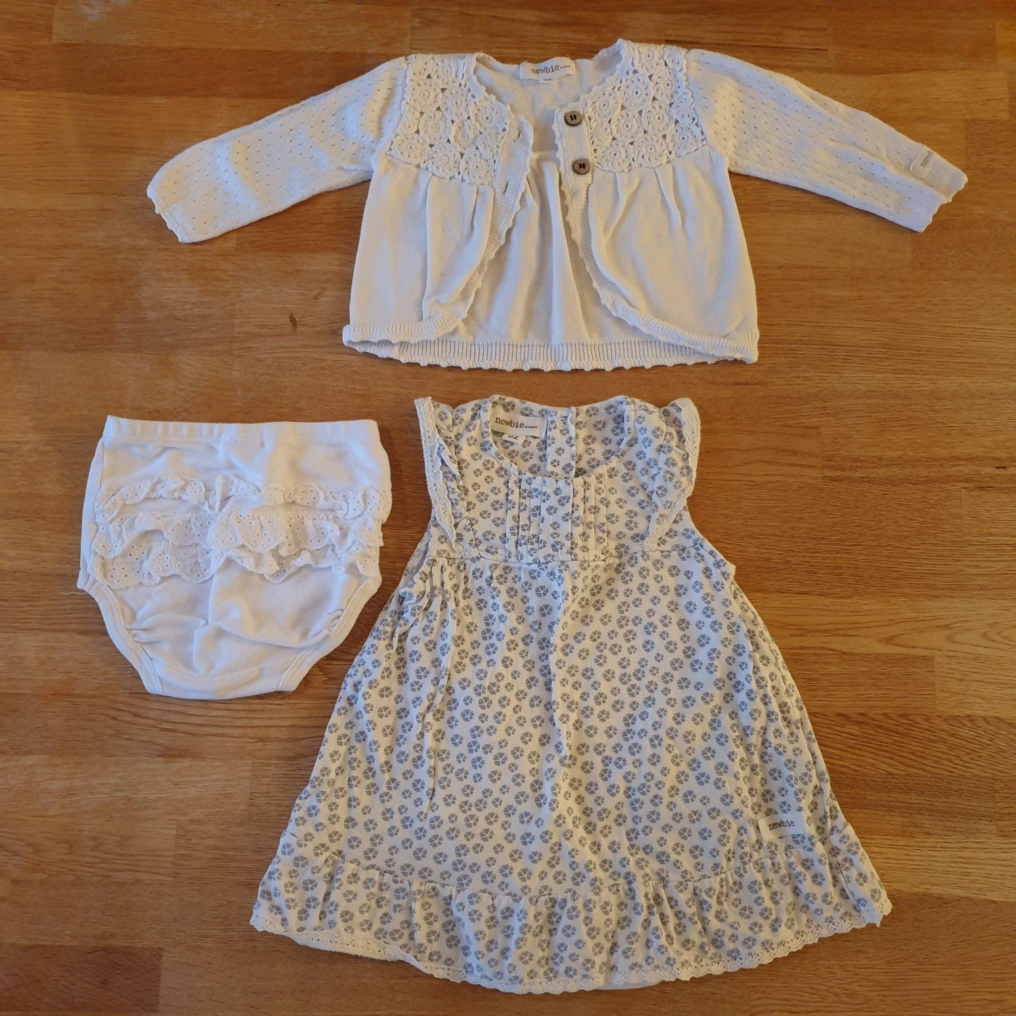 3c3b025593d7 Newbie klänning och kofta storlek 62, trosa sto.. (352948246) ᐈ Köp ...