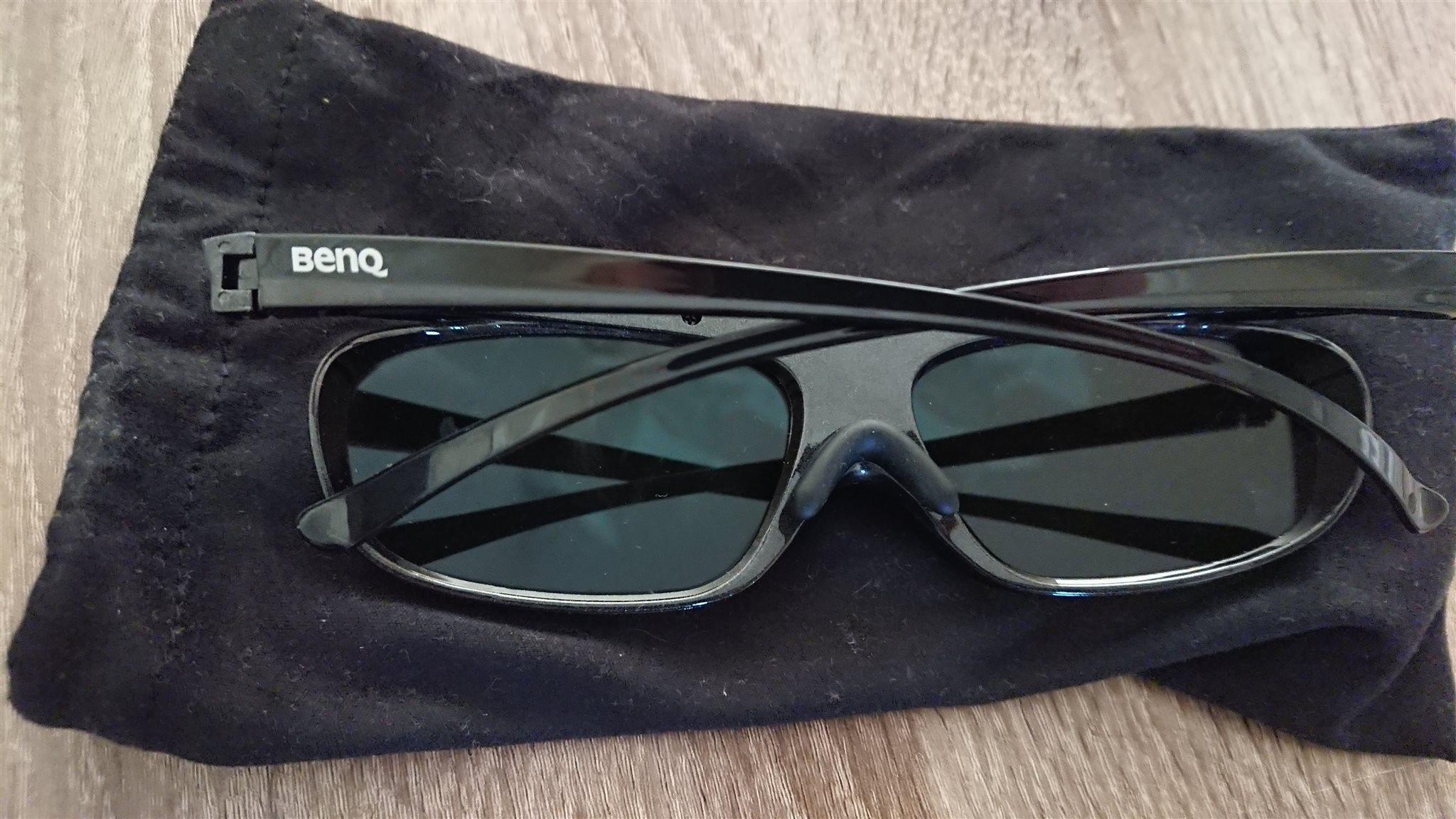 3d glasögon Benq (322553706) ᐈ Köp på Tradera fbef049b061e5
