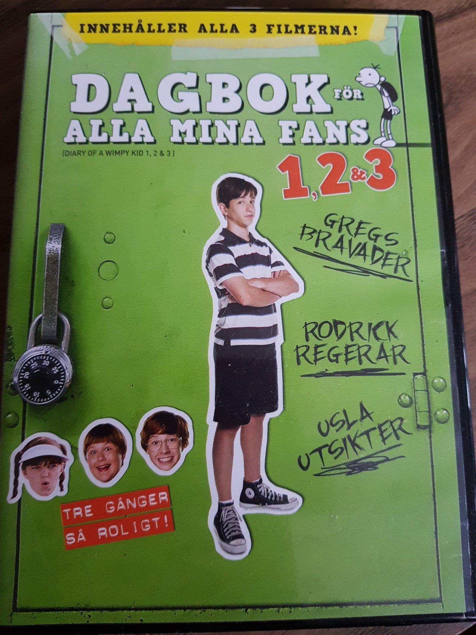 dagbok för alla mina fans film