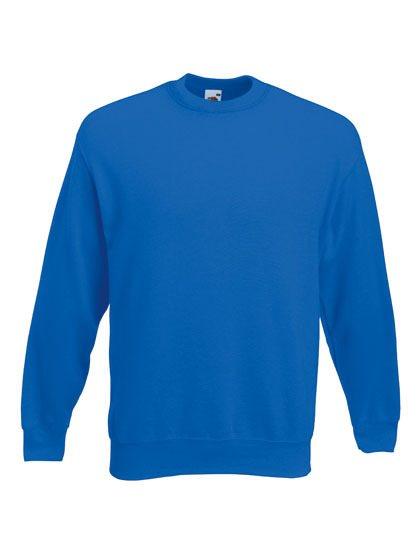 Sweatshirt F324NJ- royalblå, storlek L