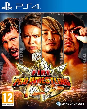 Fire pro wrestling world (PS4)