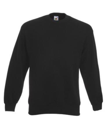 Sweatshirt Sweatshirt Sweatshirt F324NJ- svart storlek L b226ae