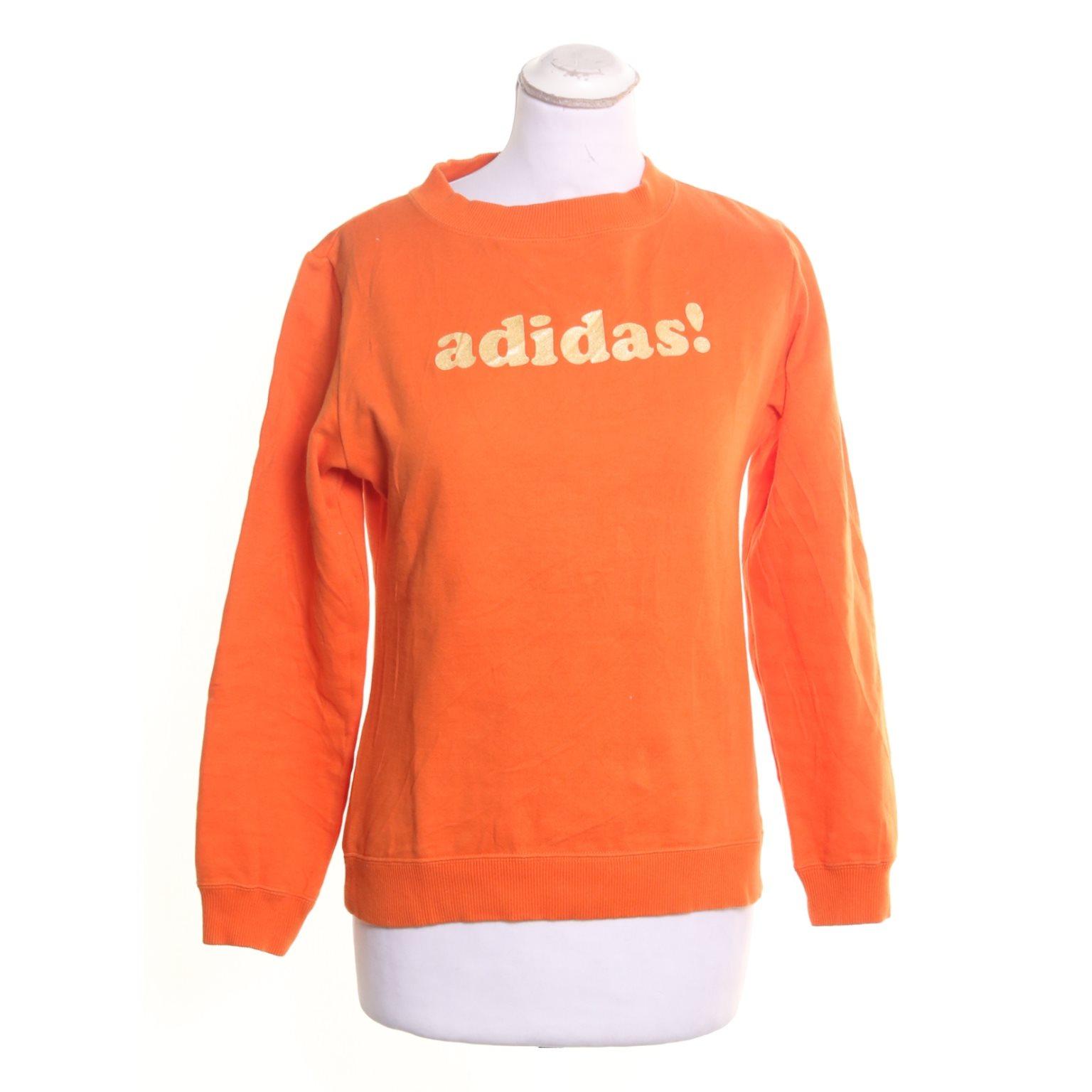 gul adidas tröja
