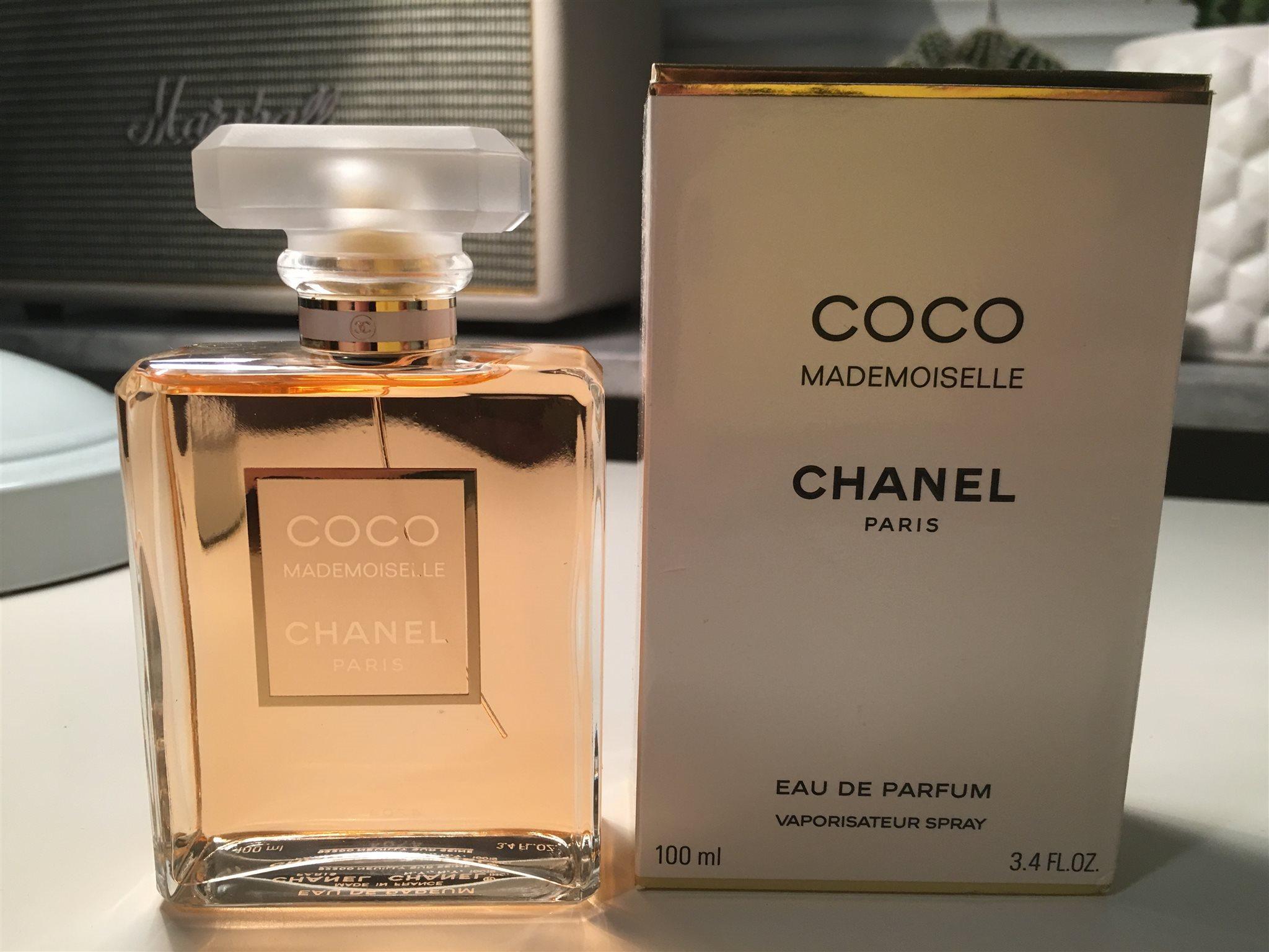 Chanel Coco Mademoiselle 100 Ml Edp Parfym Oa 327001774 Kp 100ml Oanvnd