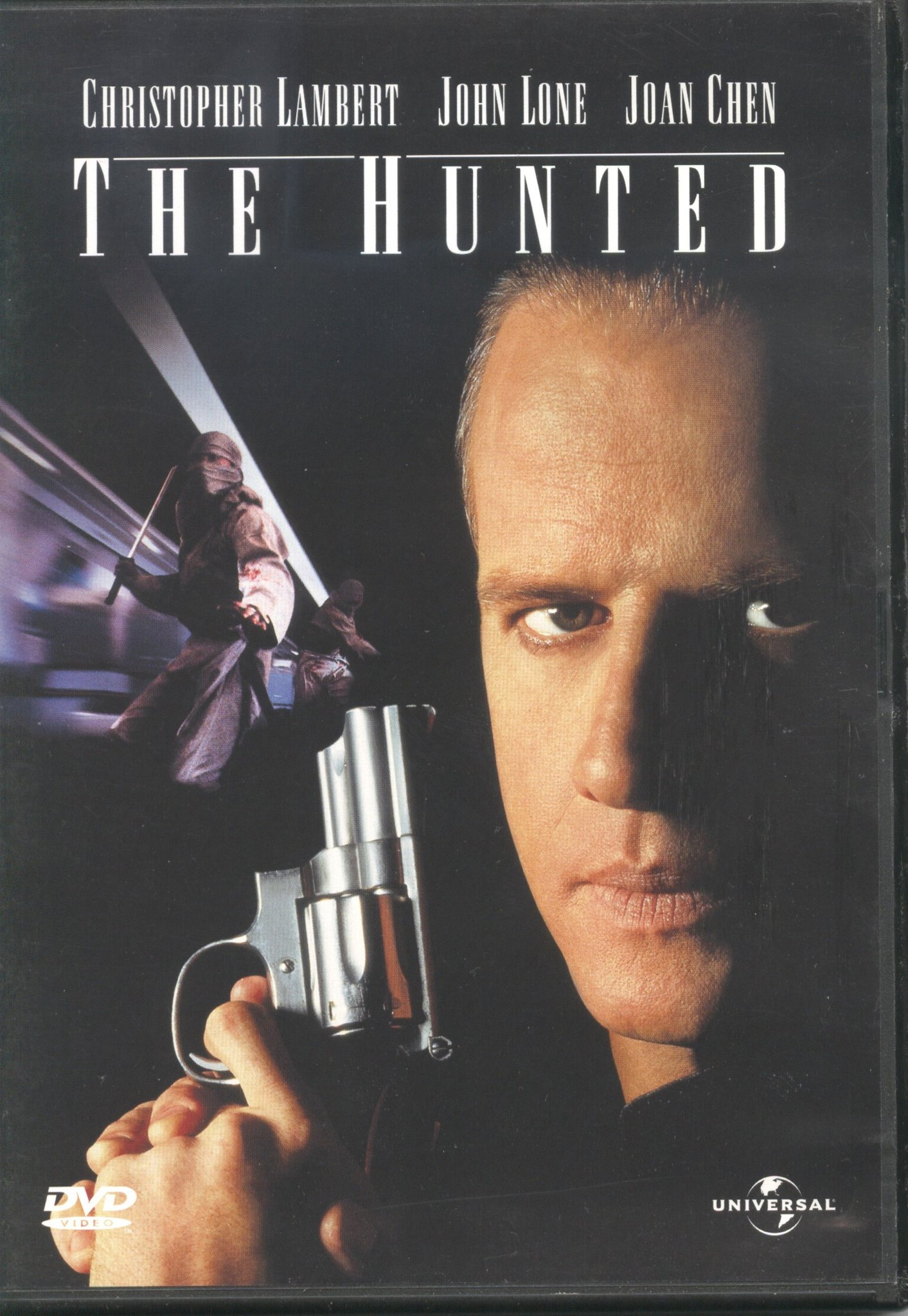The Hunted (1-disc)