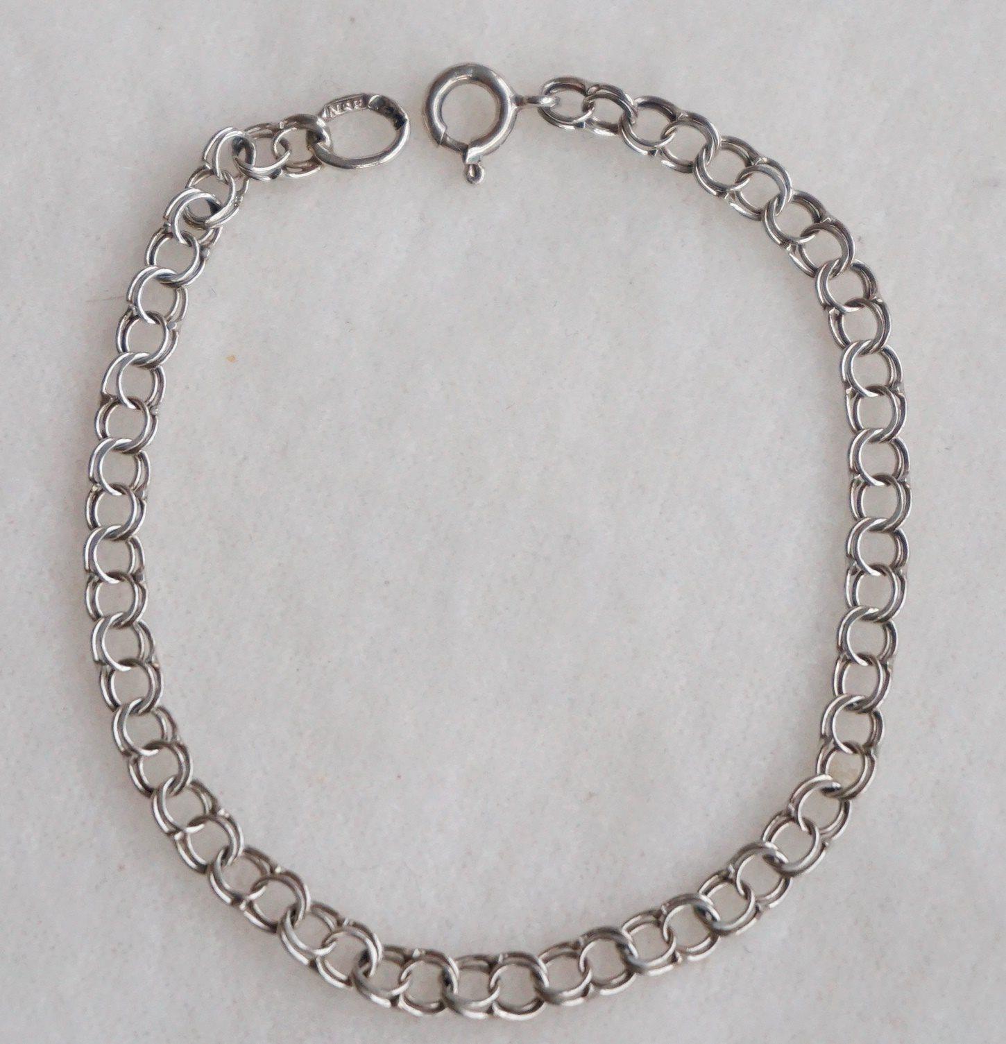 Bismarck  bismark armband Äkta silver (338065581) ᐈ Köp på Tradera a93b2b19ad15d