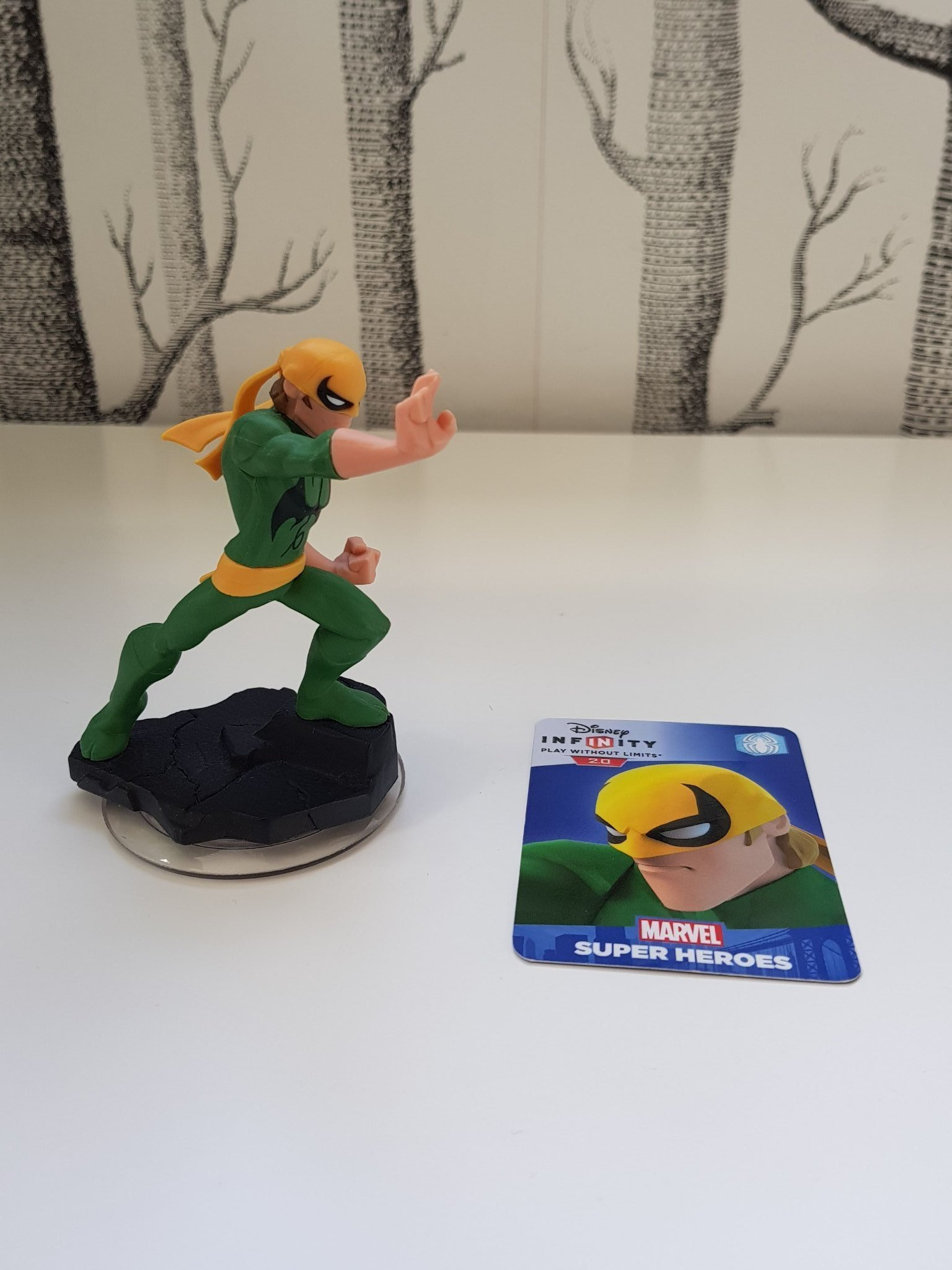 "Disney infinity 2.0 figur Marvel Super Heroes ""Iron fist"""