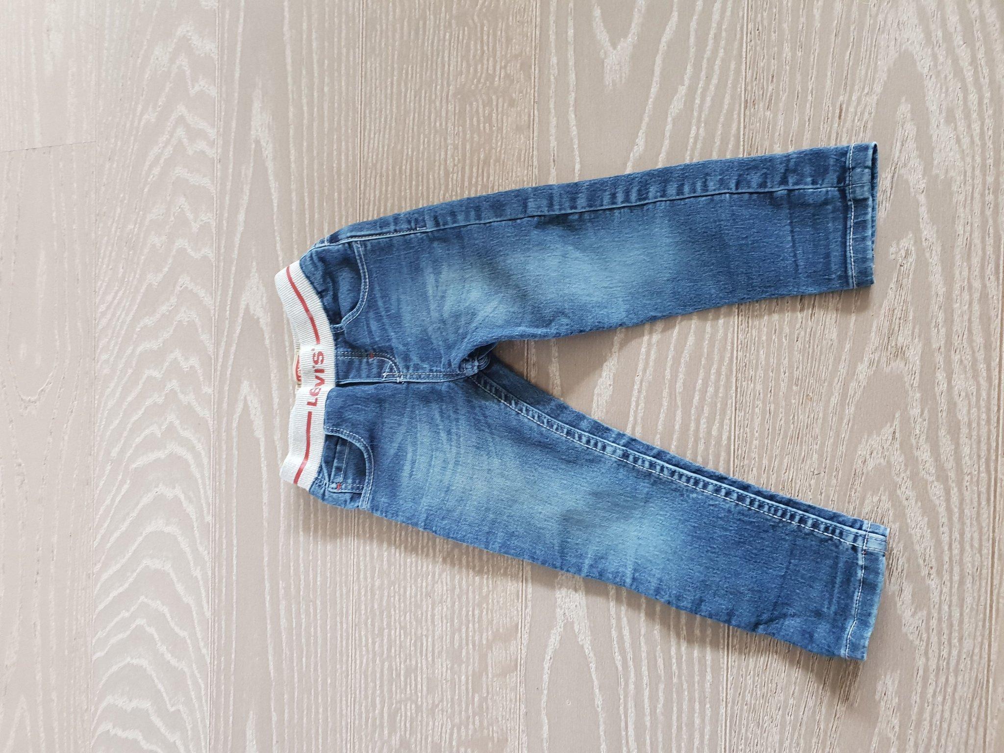 0fc2d982df8 Levis jeans stl 2 år el 86 (347704370) ᐈ Köp på Tradera