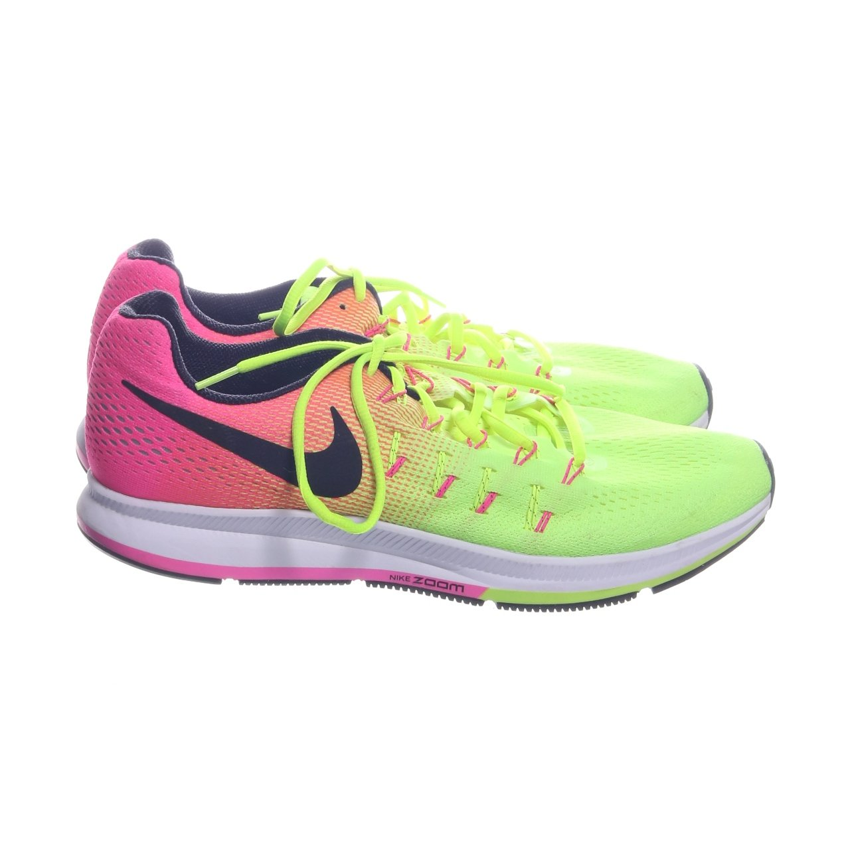 wholesale dealer 1e329 f0284 Nike, Träningsskor, Strl  45,5, Air Zoom Pegasus 33, Brandgul