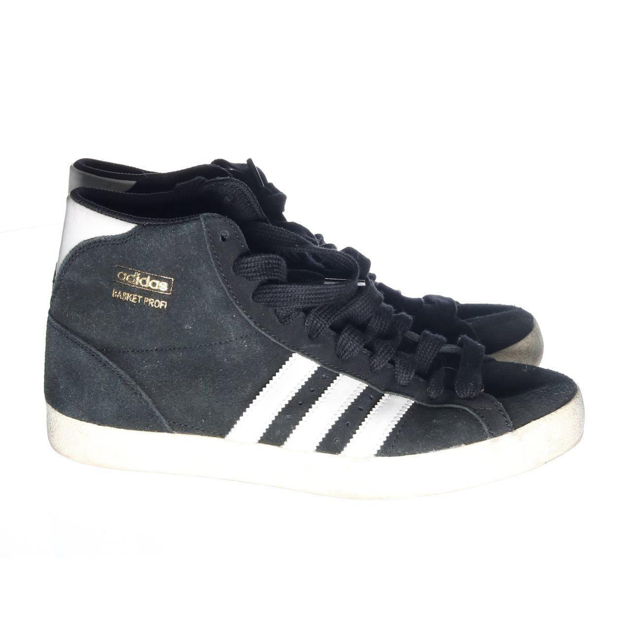 more photos 16819 81141 Adidas, Sneakers, Strl 41 13, SvartVit
