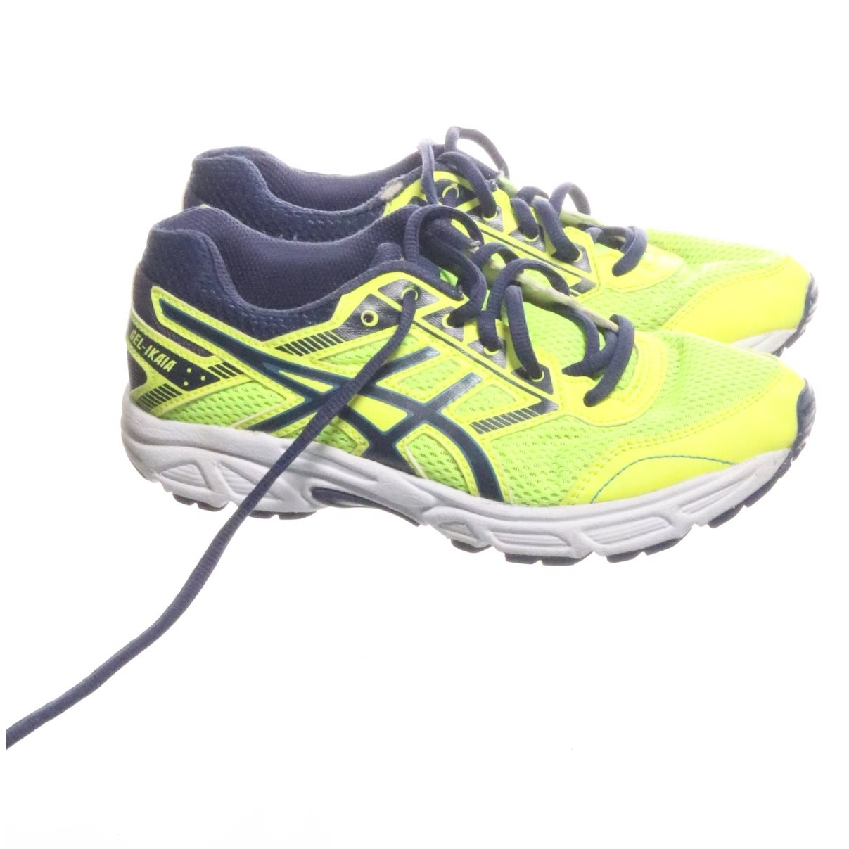sports shoes e4e24 a7700 Asics, Löparskor, Strl  35,5, Gul Blå
