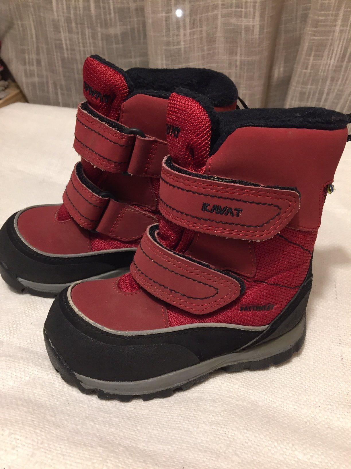 6359e33c937 KAVAT vattentäta strl 24, barn stövlar / boots (340255311) ᐈ Köp på ...