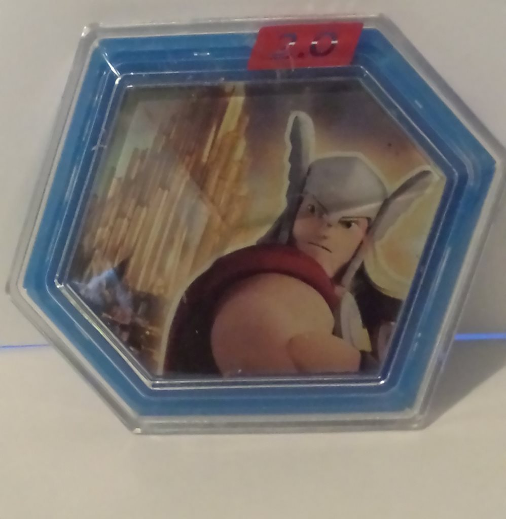 Disney infinity 2.0 toy box expansion extra bana Avengers