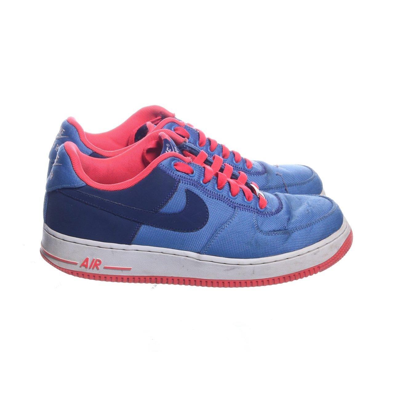 best cheap eb4a4 2483d Nike, Sneakers, Strl  42, Nike Air, Blå Rosa