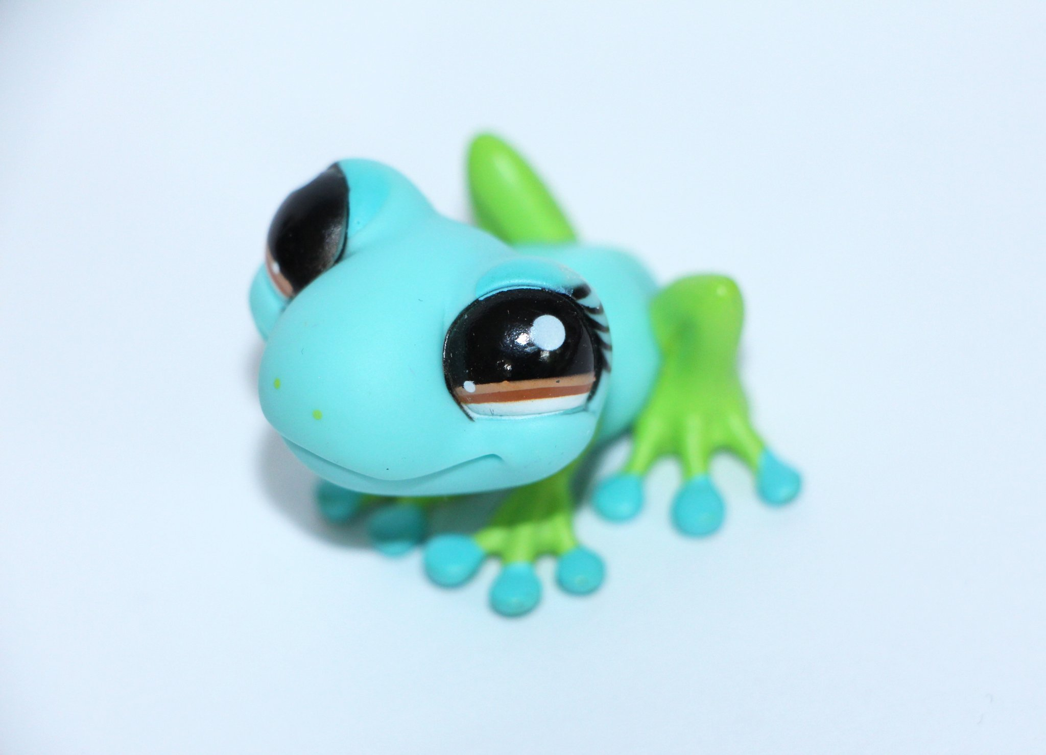 Groda - Littlest Pet Shop, Petshop, Pet shops, Petshops, Lps