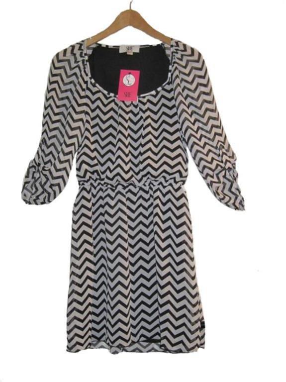 Elegant tunika chiffon klänning i storlek 42 (295871568) ᐈ kejdo på ... 613d4825bfddf
