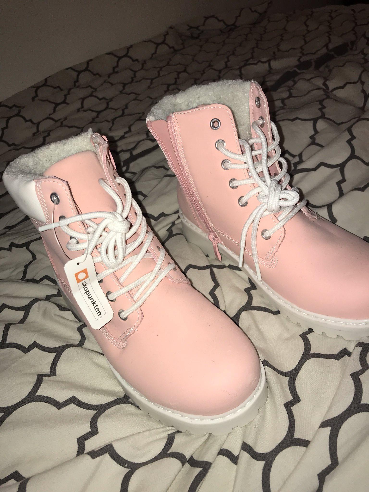 Rosa skor strl. 37 (337130922) ᐈ Köp på Tradera