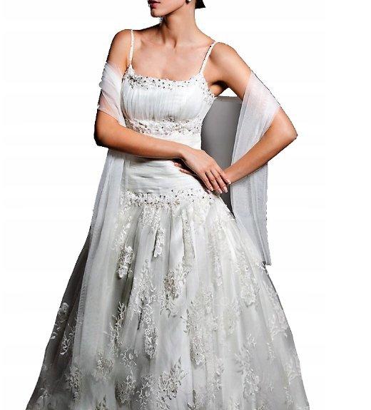 3abef03974d2 Brud Bröllop Sjal Vit (353162827) ᐈ Köp på Tradera