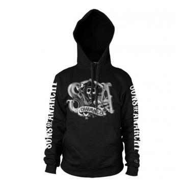 Sons Of Anarchy Huvtröja Charming Reaper S