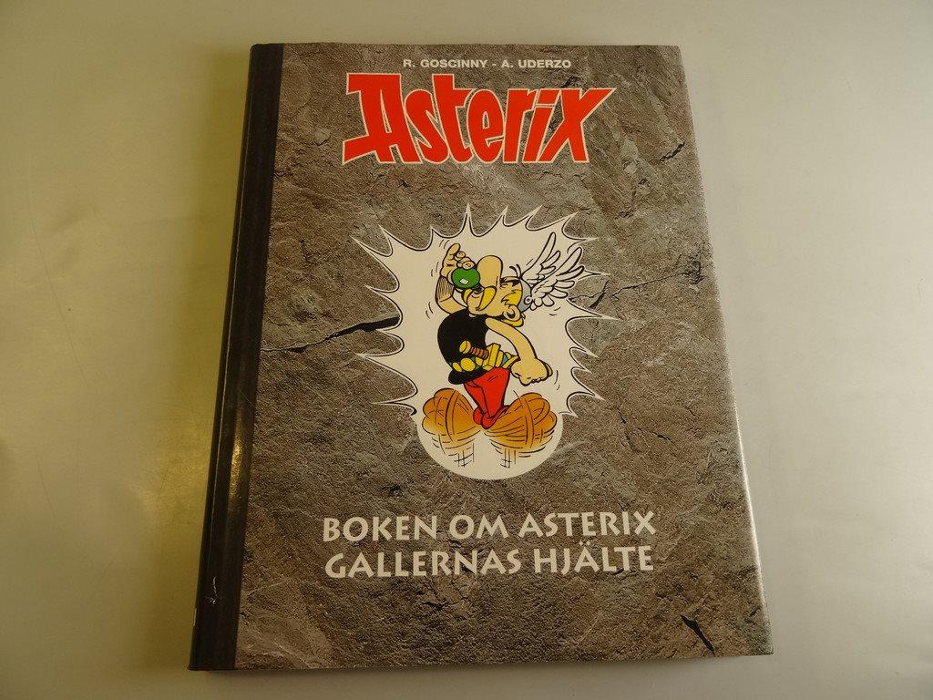 Asterix XIl Boken om Asterix Gallernas hjälte