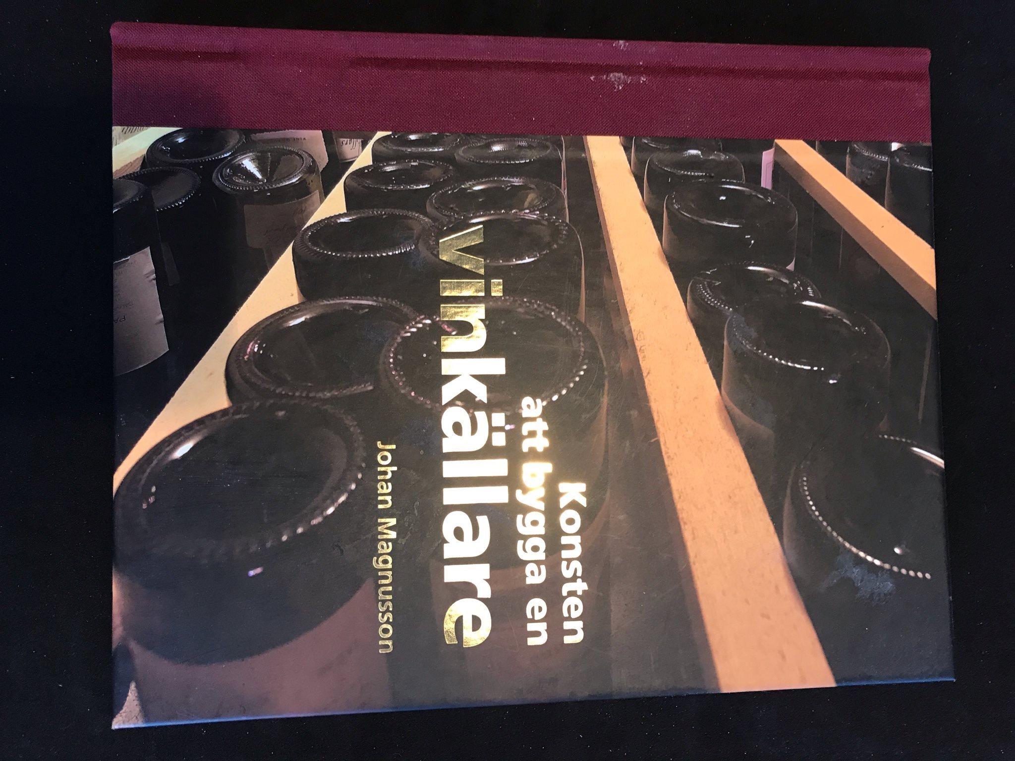 konsten att bygga en vinkällare