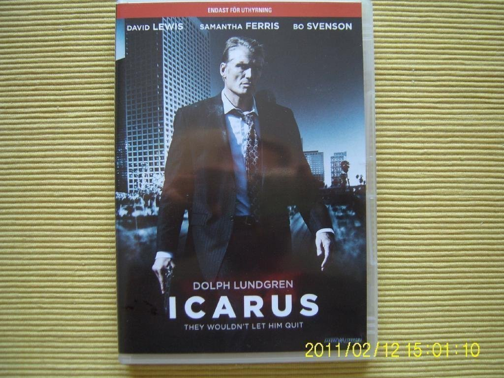 DVD - Icarus