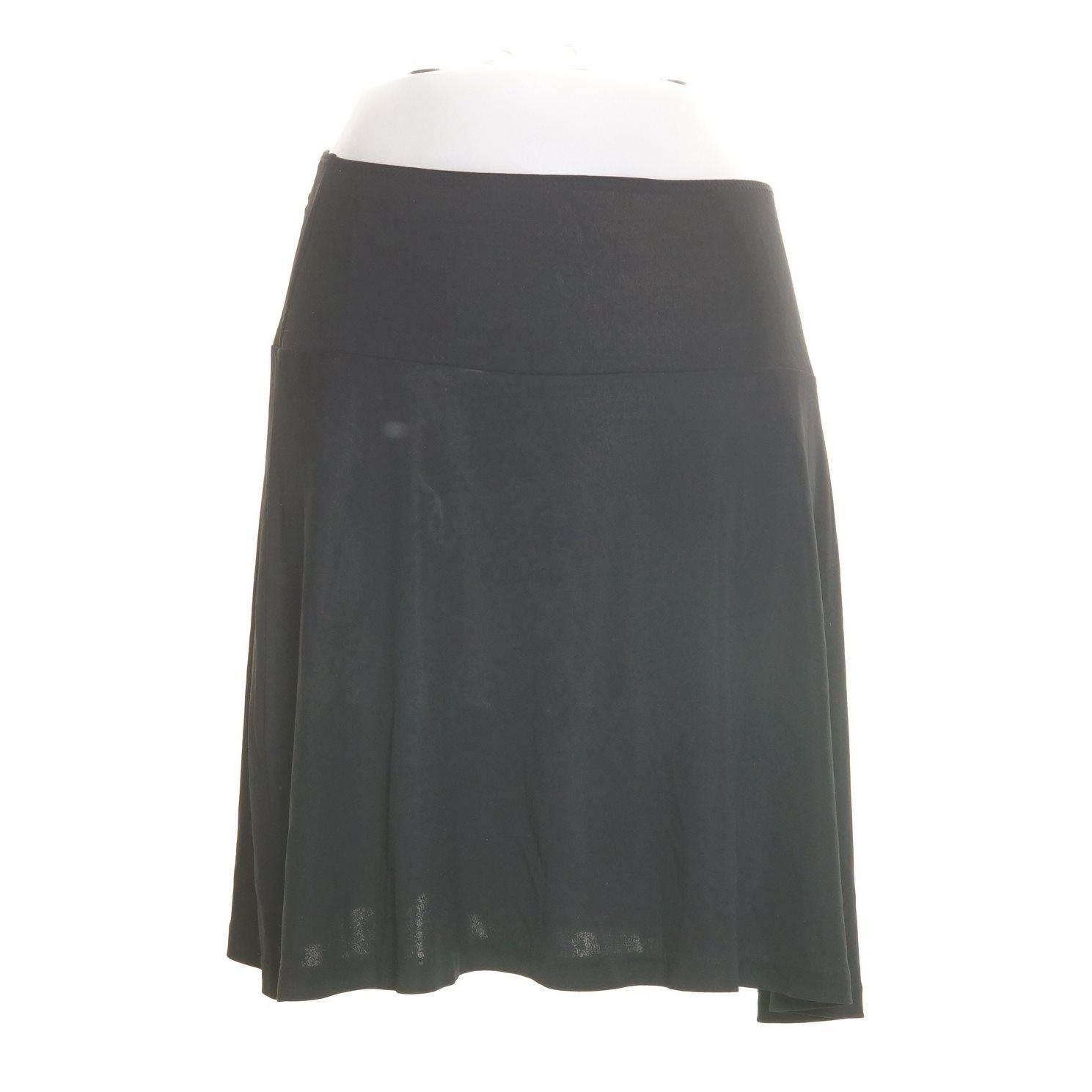 filippa k kjol svart