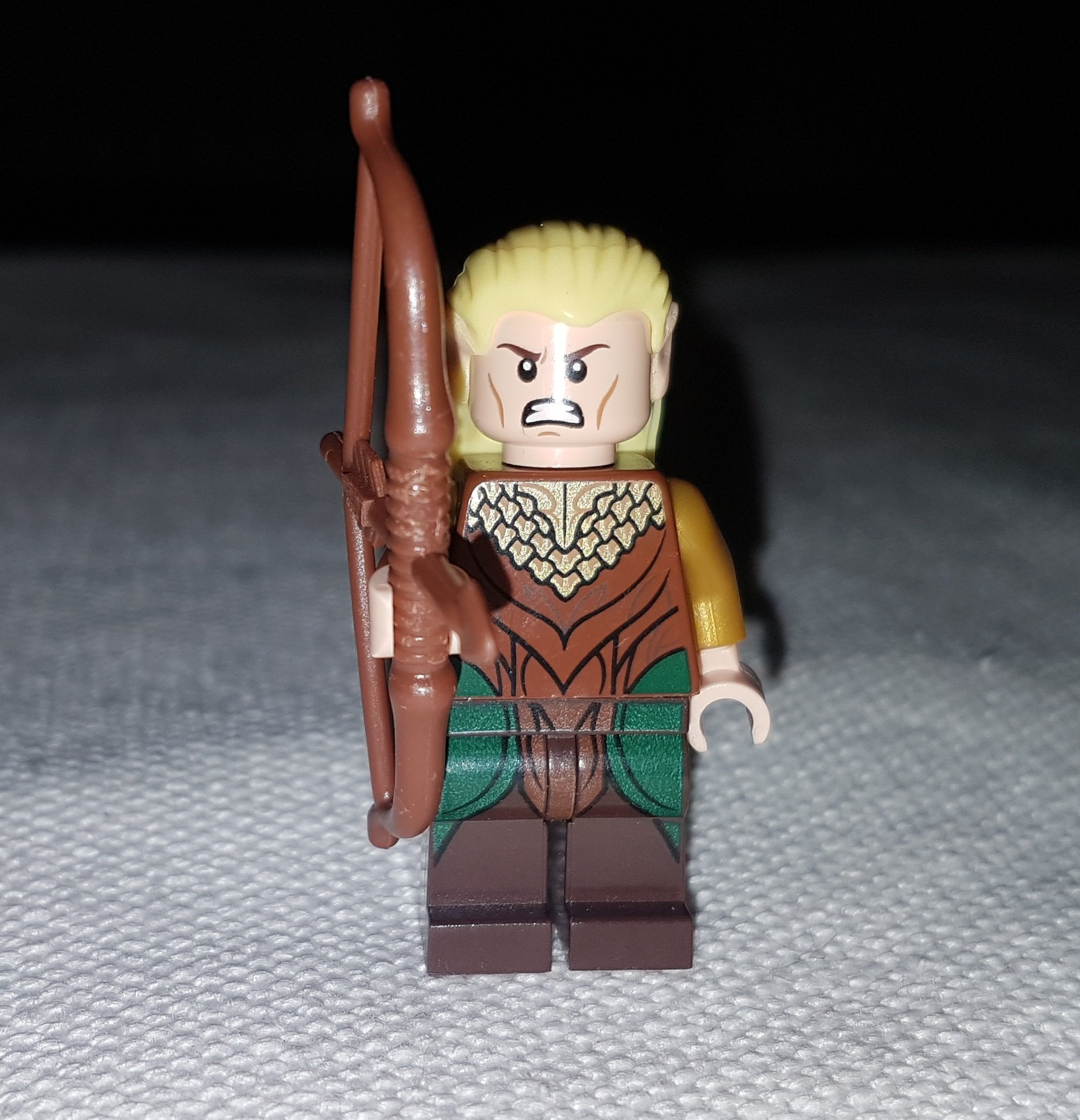 Lego minifigur - Lord of the Rings Minifigure - Legolas