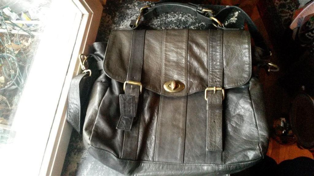 handväska som skolväska