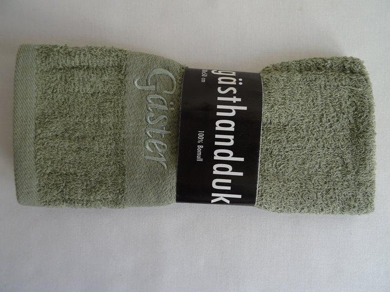 Handduk Gäster Gästhandduk - Solbacka 30x50 cm .. (324416842) ᐈ Köp ... 2989e9e93317f