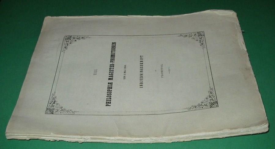 Om 1680 års riksdag. Inbjudningsskrift Inbjudningsskrift Inbjudningsskrift till morgondagens... 236e48