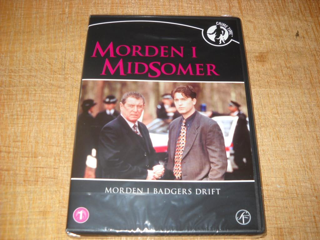 "Morden i Midsomer ""Morden i Badgers drift"" -1997"