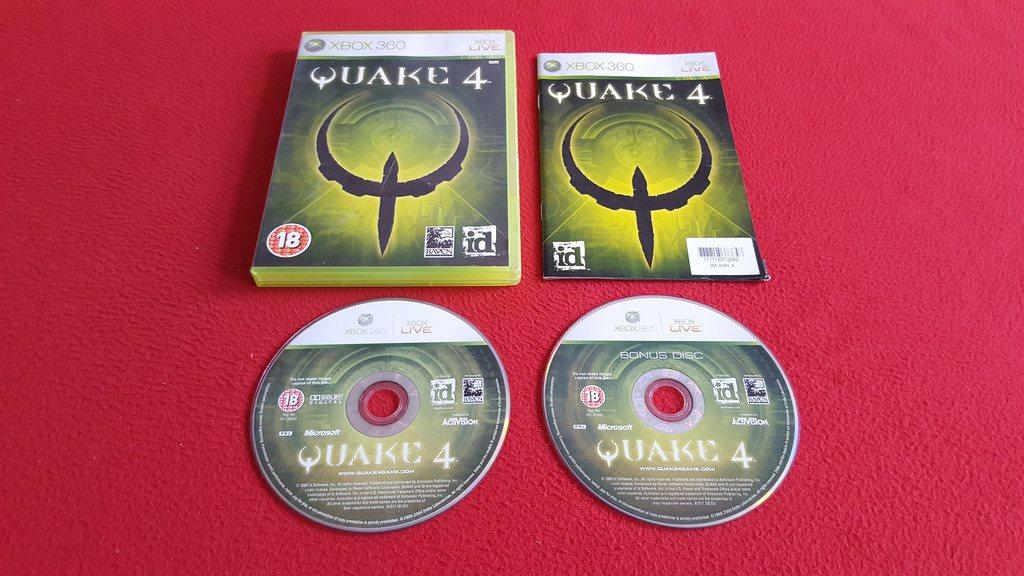 QUAKE 4 till Xbox 360 (343748818) ᐈ game-world på Tradera