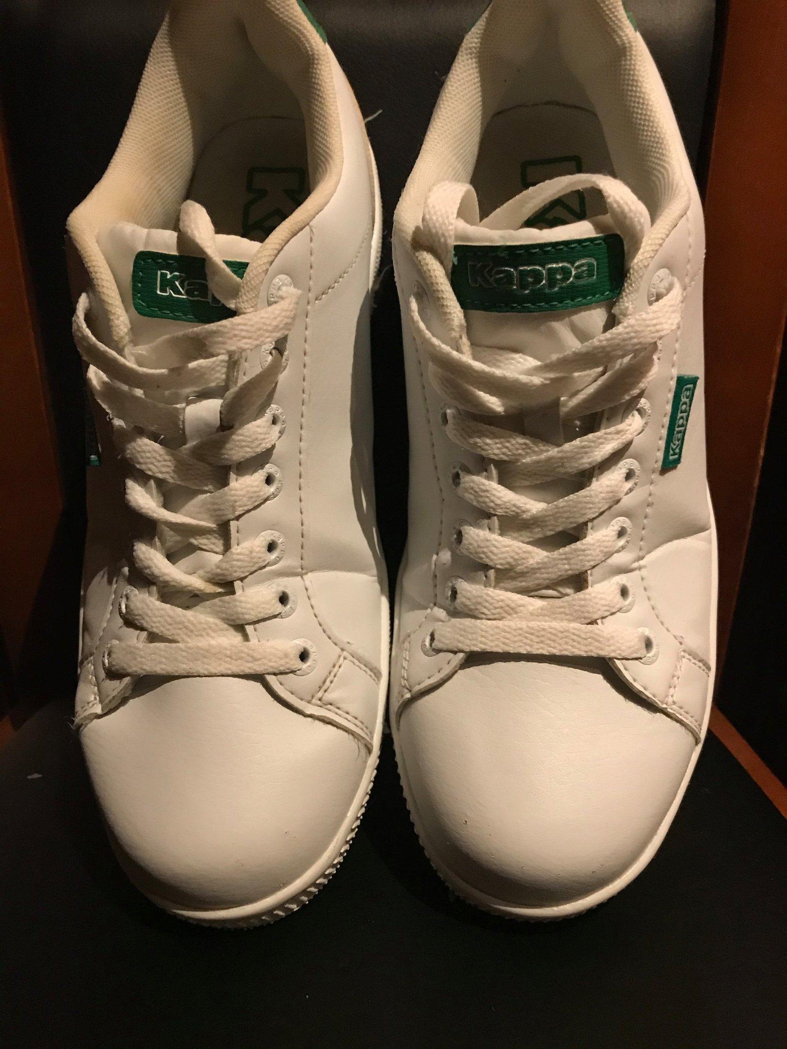 Kappa skor storlek 40 (372475538) ᐈ Köp på Tradera