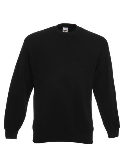 Sweatshirt F324NJ- svart storlek 3XL