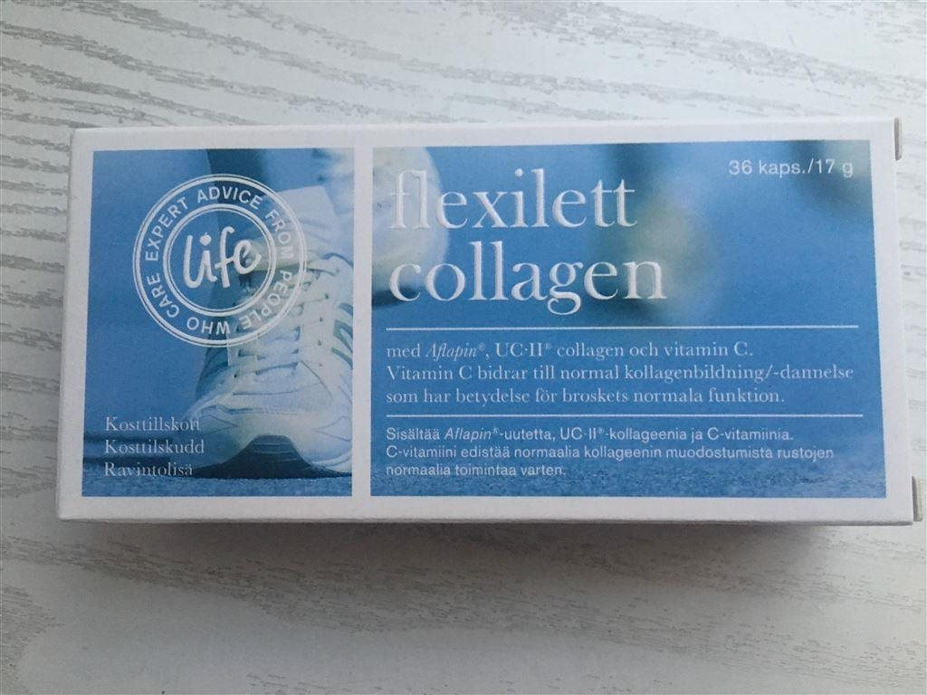 collagen kosttillskott