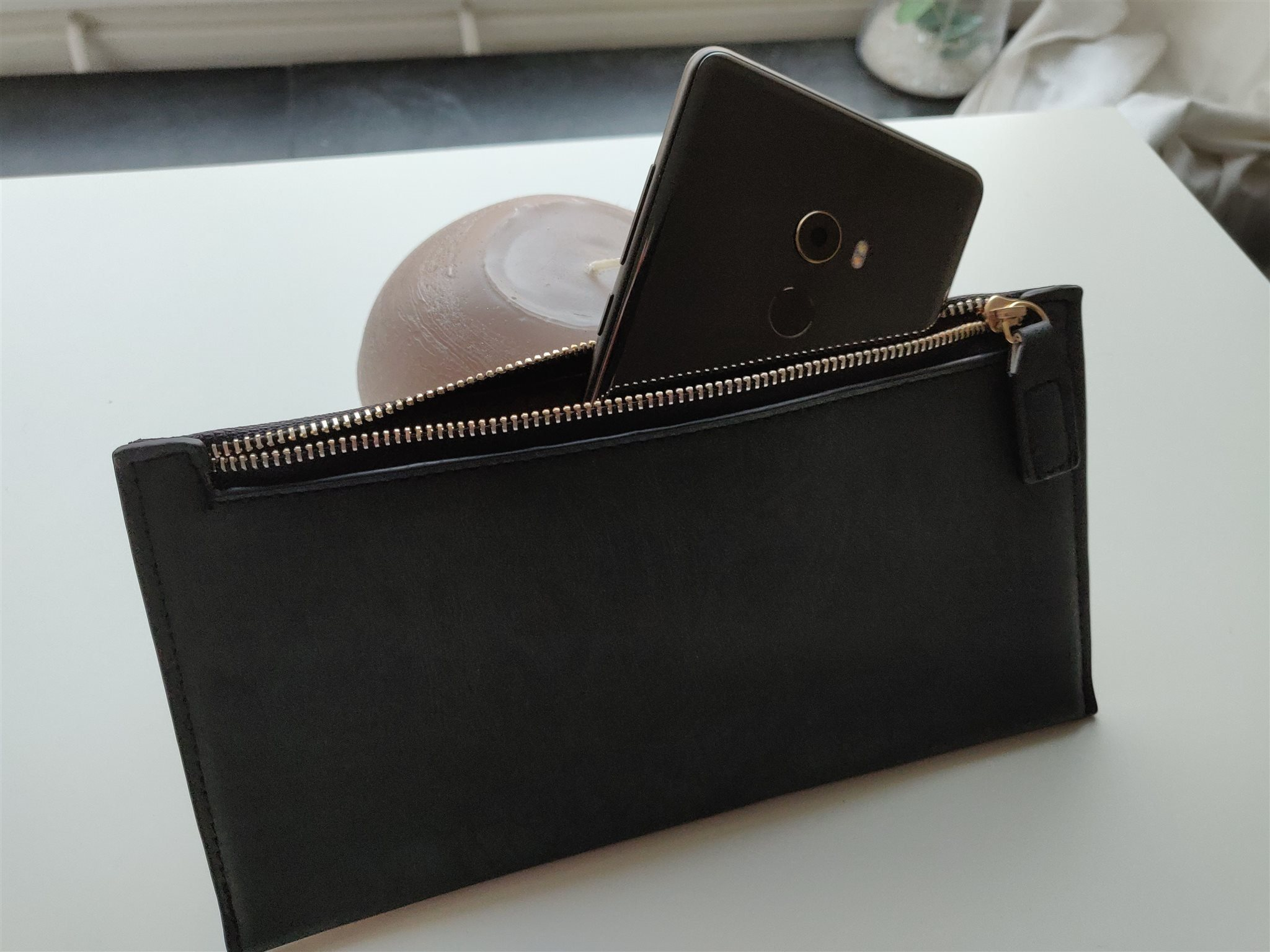 mobil plånbok väska