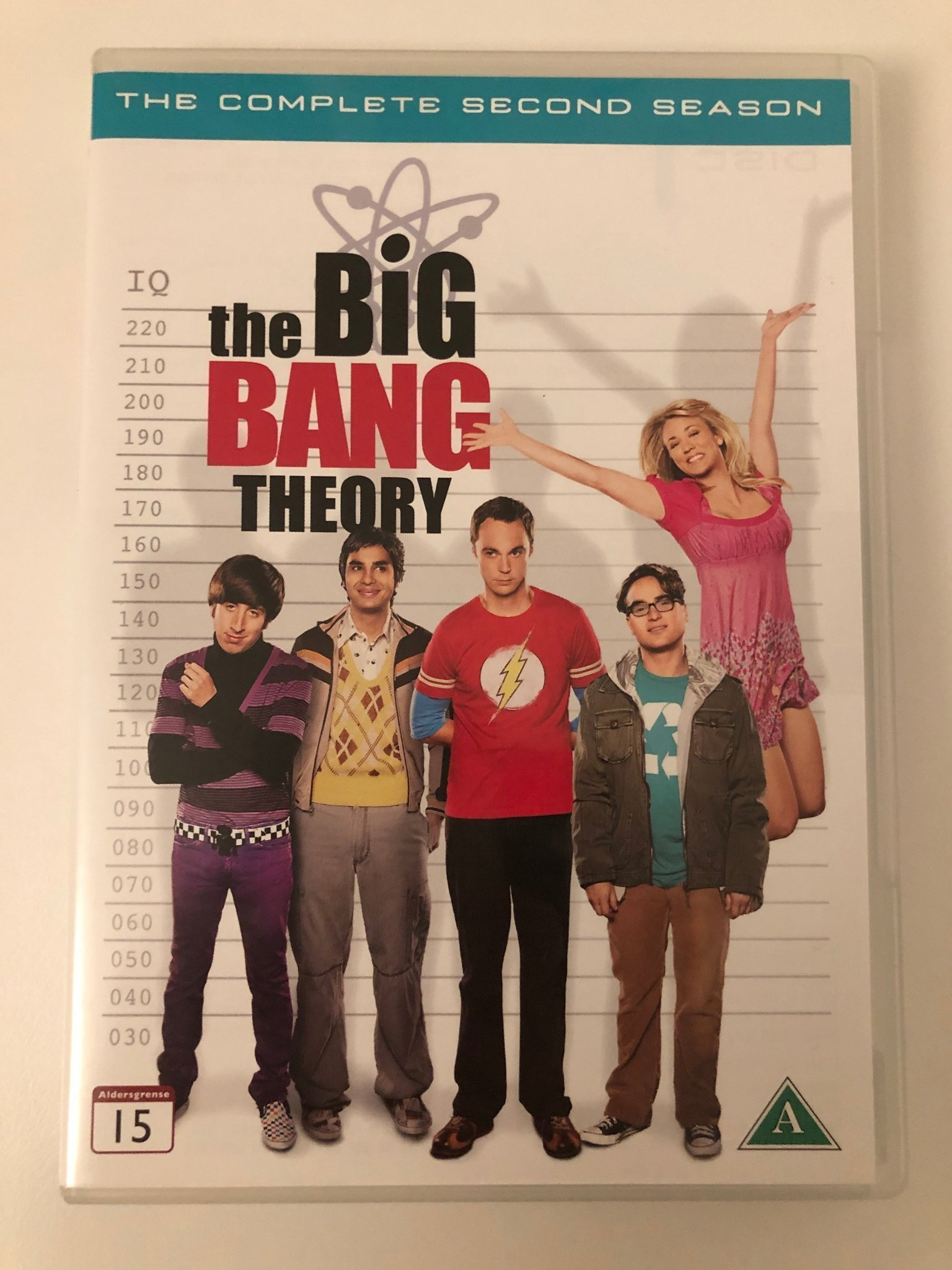 Big Bang Theory, Säsong 2