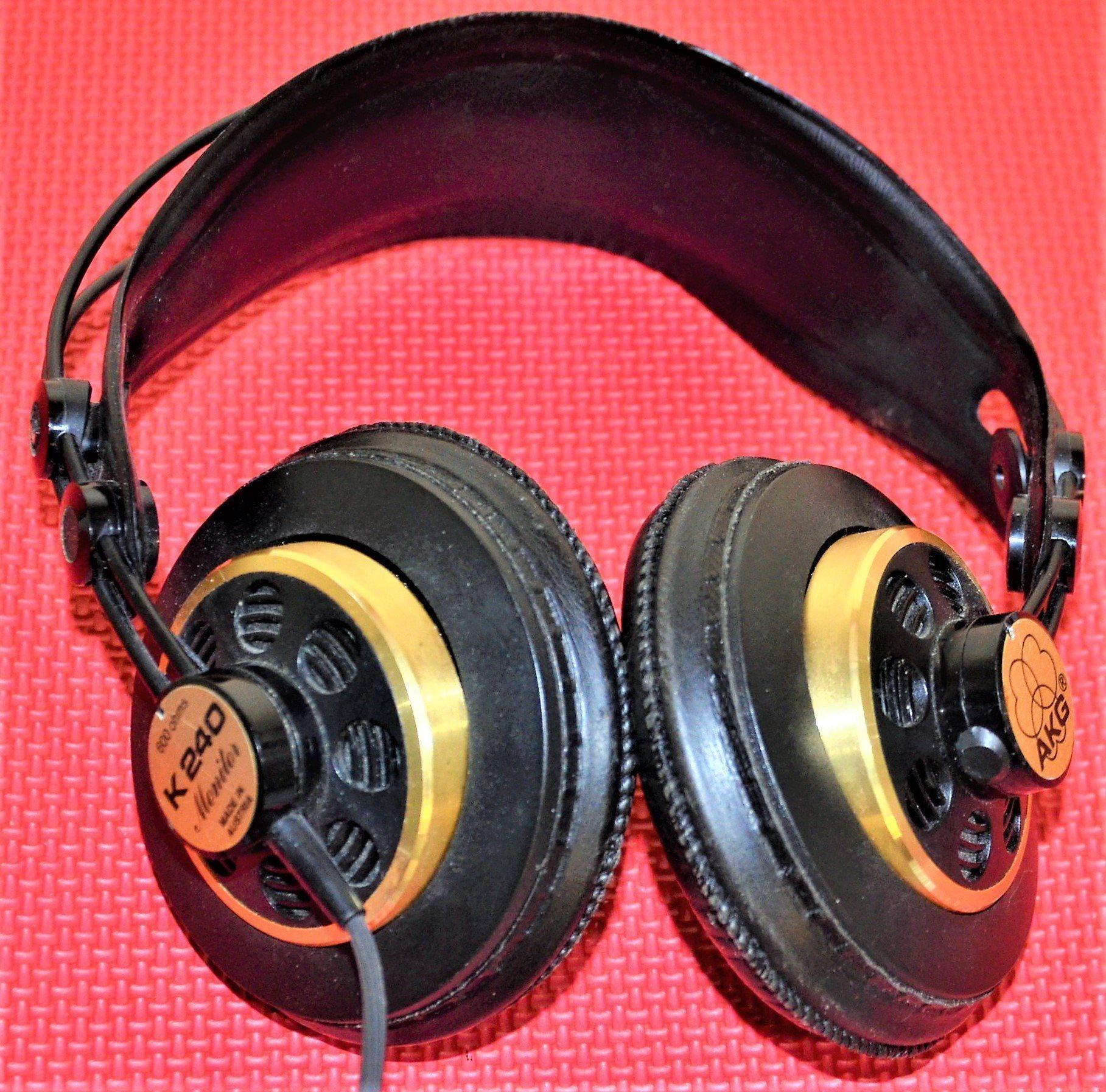 Hörlurar AKG 600ohms K240 Monitor 0154a66c575dc