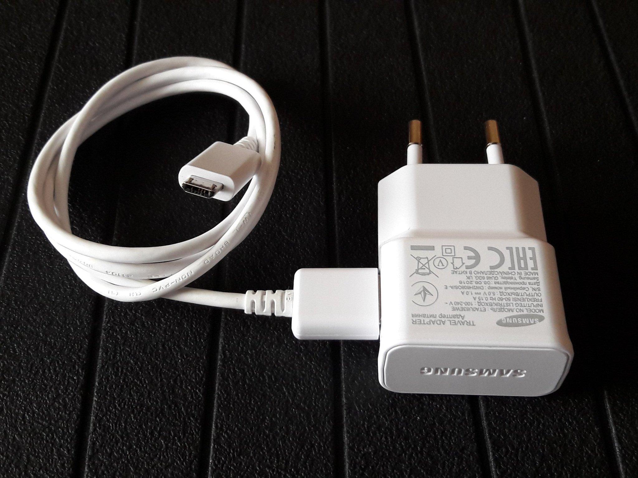 Samsung Original Micro USB laddare 1.0A (347971084) ???Köp