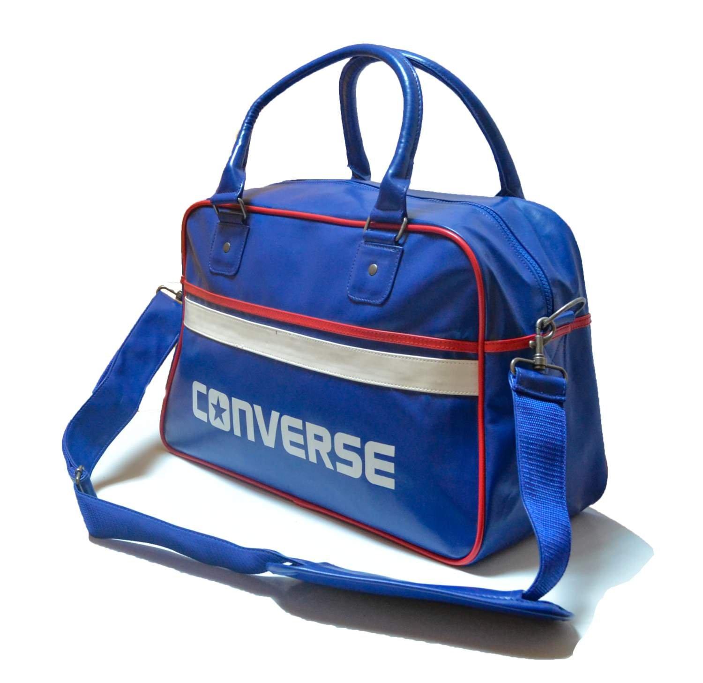 ny autentisk köp billigt ny produkt Väska 'Converse - Laptop bowler' BLÅ sportväska.. (373276510) ᐈ ...