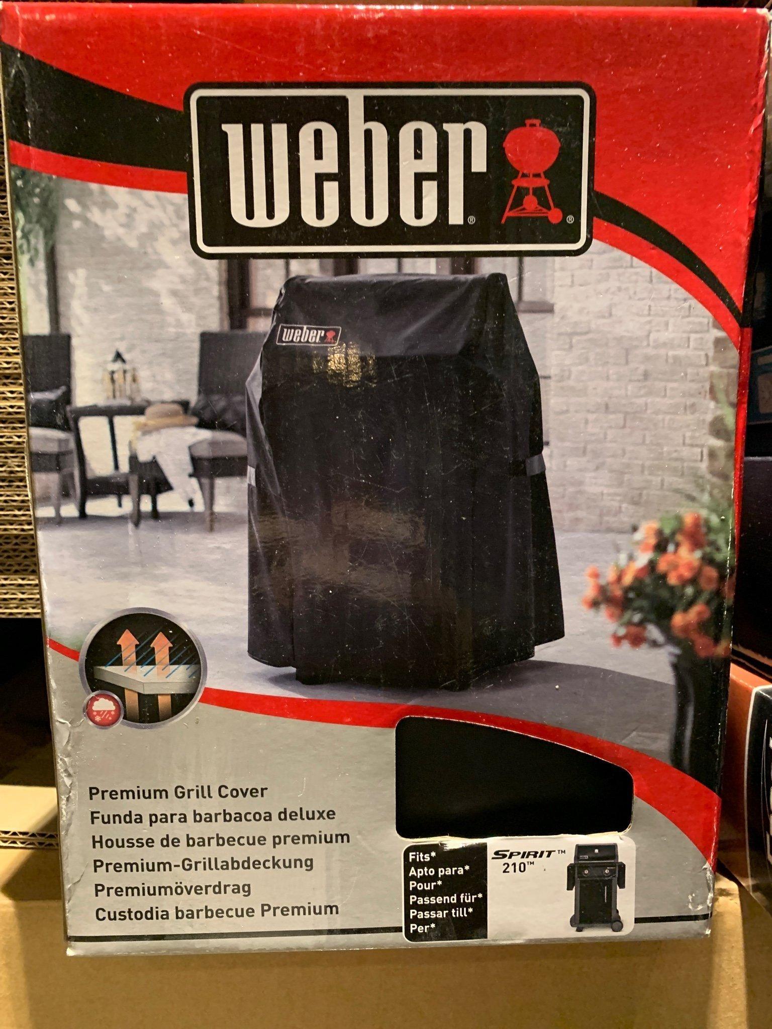 Weber skyddsöverdrag 7100 NYTT (399942837) ᐈ Köp på Tradera
