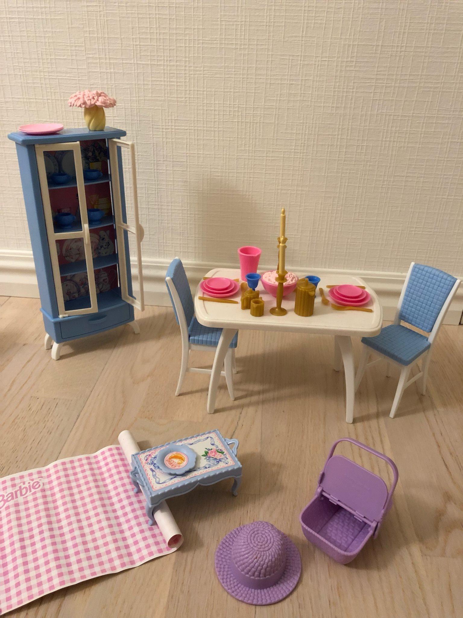 Matsal till Barbie