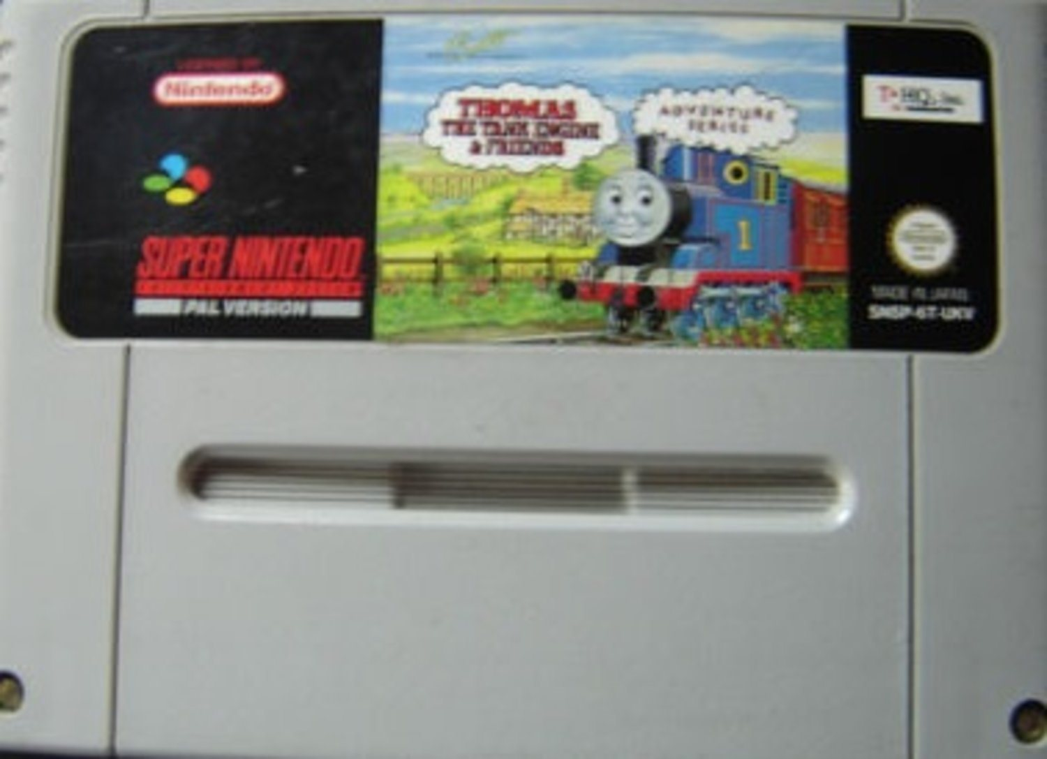 Thomas The Tank Engine - Super Nintendo