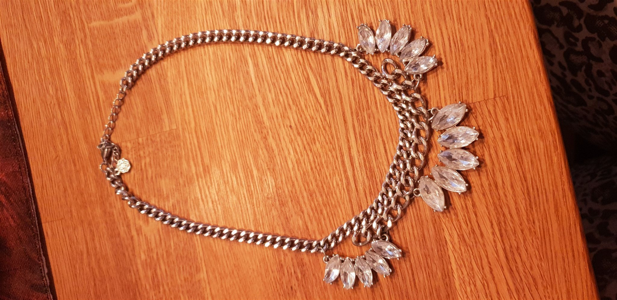 Halsband bik bok bikbok strass som ny nyår jul .. (332027006) ᐈ Köp ... e15368021075c