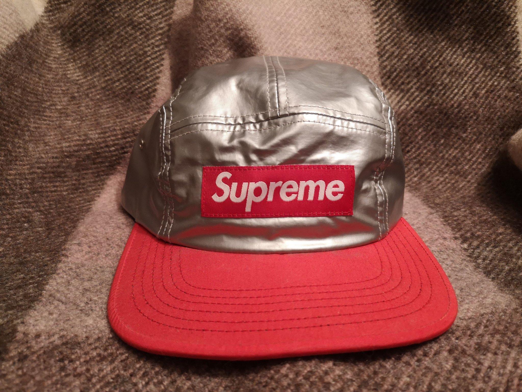 a8c1c124c16 Supreme SS13 Camp Cap (347737361) ᐈ Köp på Tradera