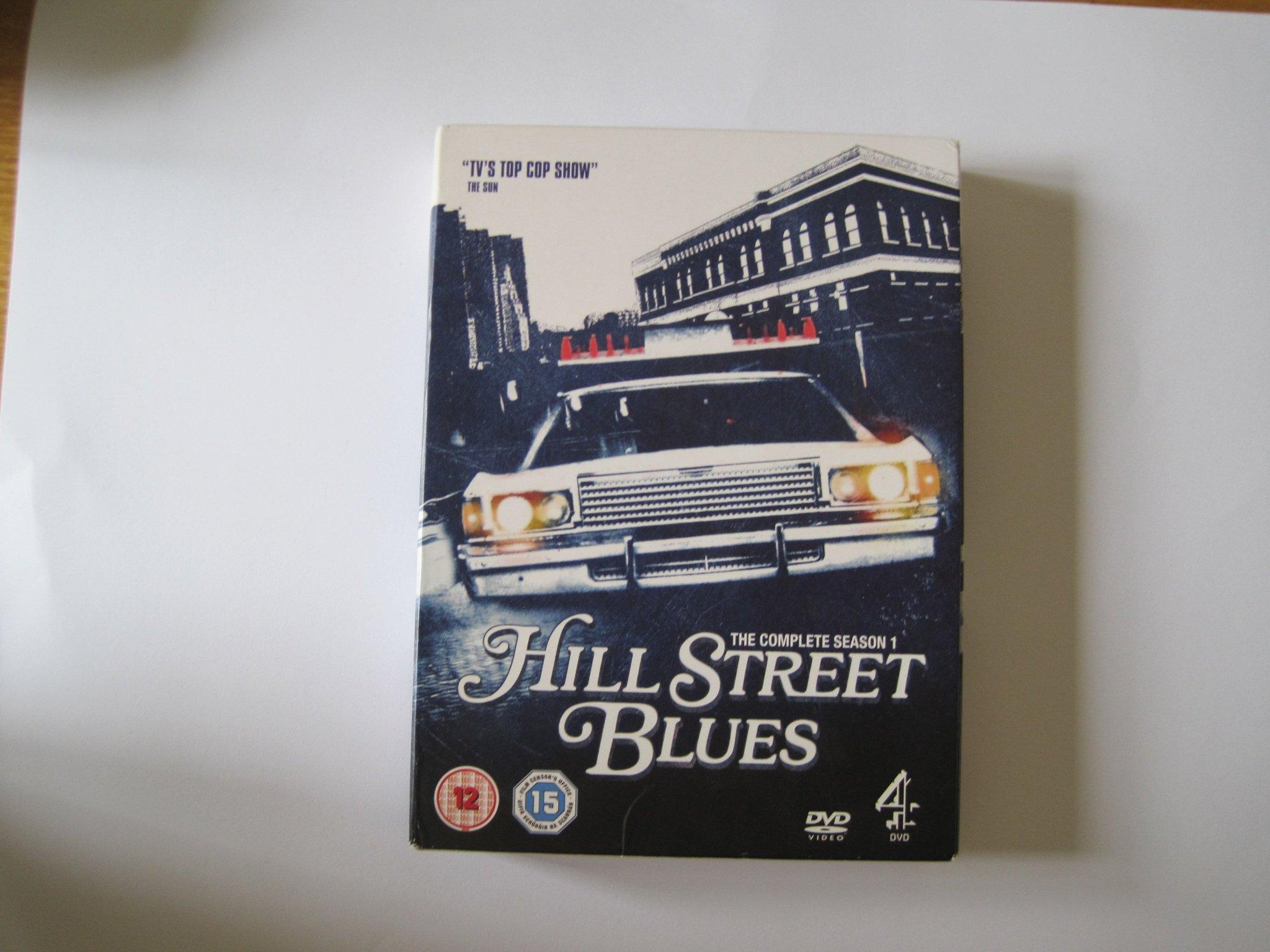 Hill Street Blues - Spanarna på Hillstreet - DV   (360075121