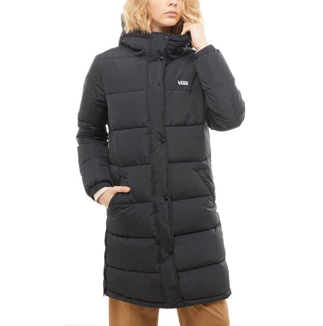 VANS svart vinterjacka i längre modell (375622854) ᐈ Köp på