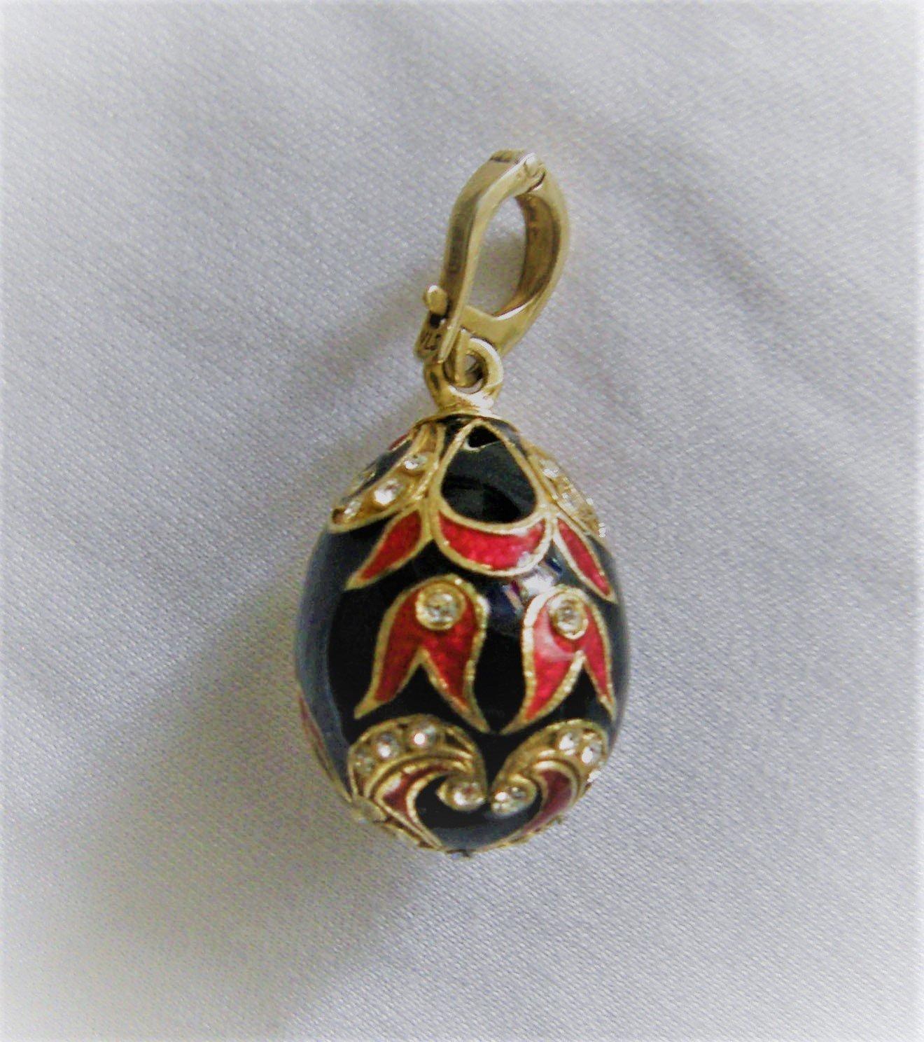 faberge ägg smycke